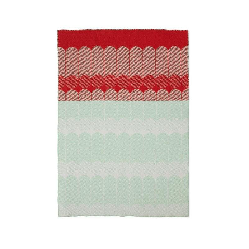 Normann Copenhagen Ekko Throw Blanket by Günzler.polmar