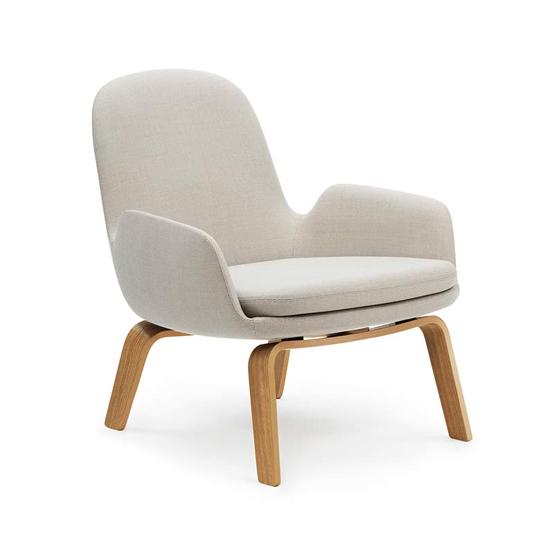 Normann Copenhagen Era Low Lounge Chair by Simon Legald