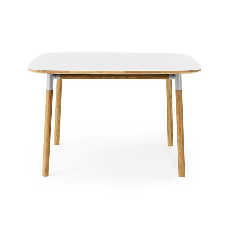 Normann Copenhagen Form 120x120cm Table by Simon Legald