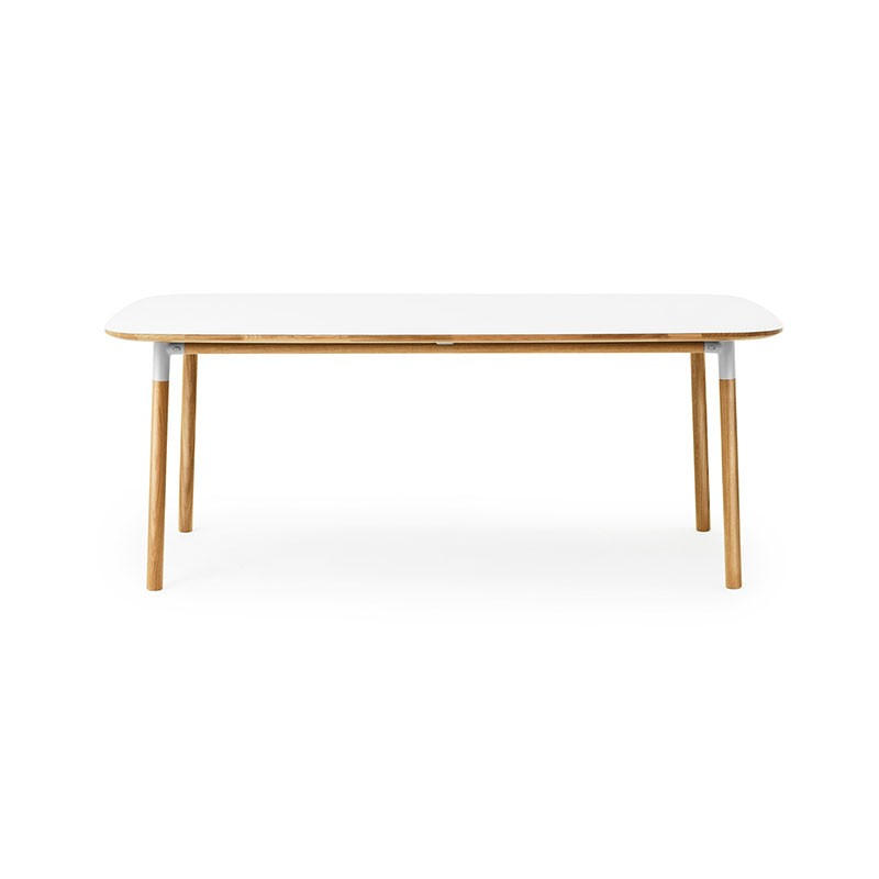 Normann Copenhagen Form 95x200cm Table by Simon Legald