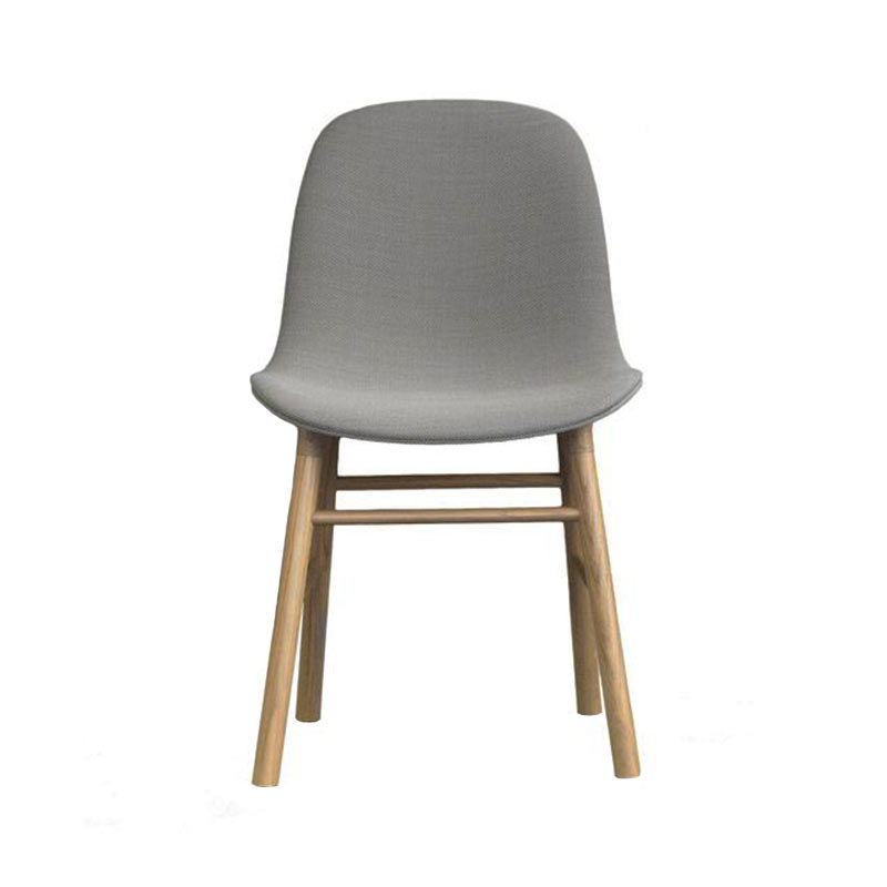 Normann Copenhagen Form Fully Upholstered Chair by Simon Legald