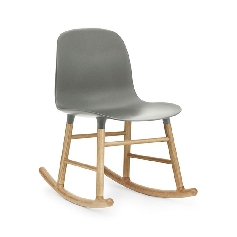 Normann Copenhagen Form Rocking Chair by Simon Legald