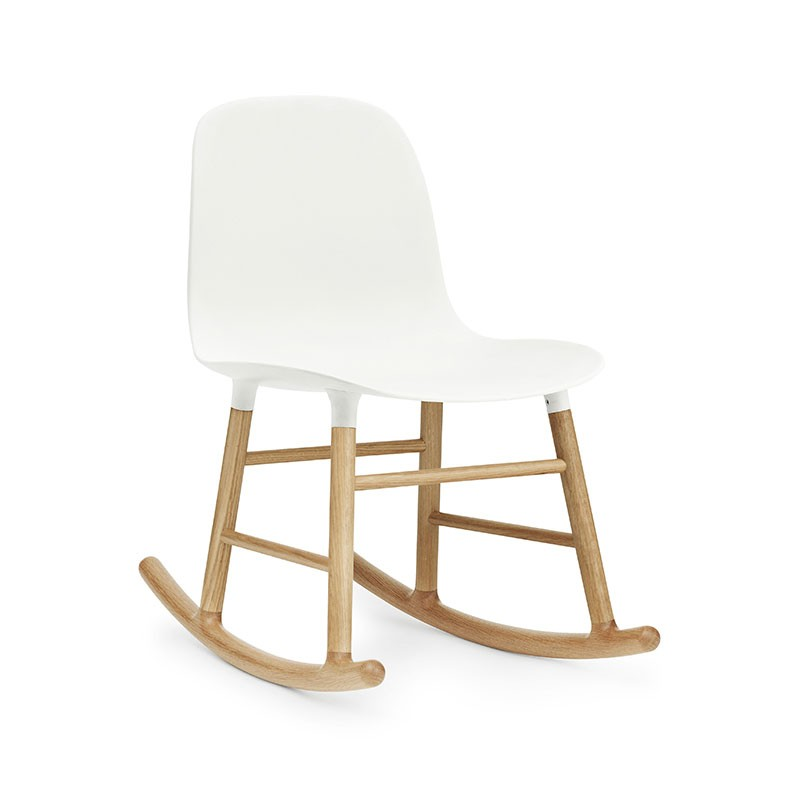 Normann Copenhagen Form Rocking Chair by Simon Legald