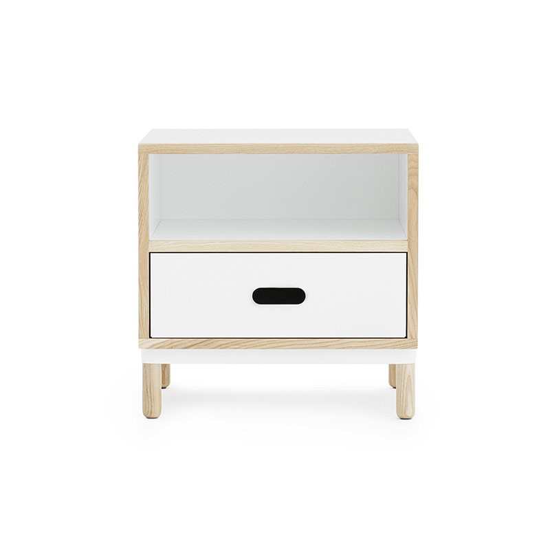 Normann Copenhagen Kabino Bedside Table by Simon Legald