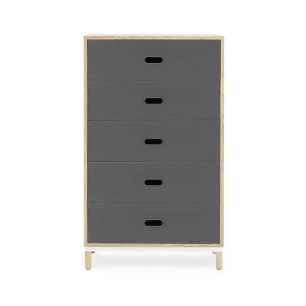 Kabino Five Drawer Dresser