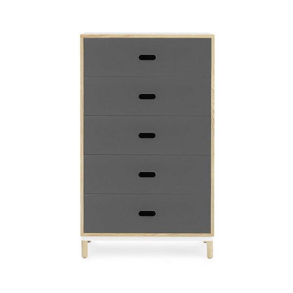 Kabino Five Drawer Dresser