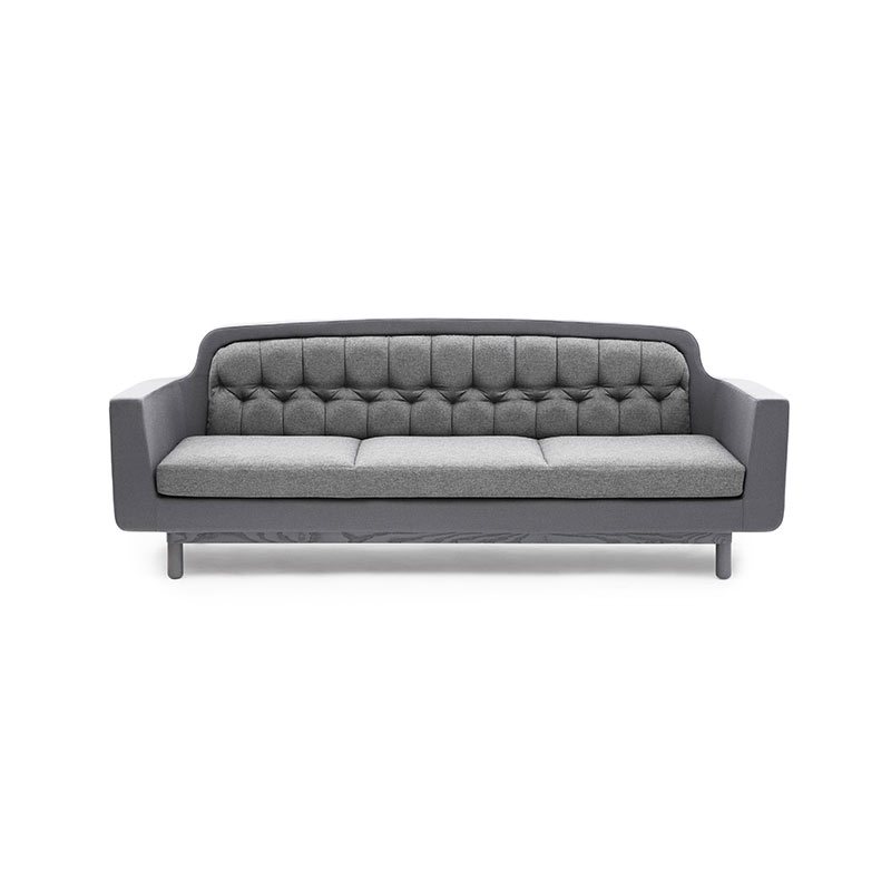 Normann Copenhagen Onkel Three Seat Sofa by Simon Legald