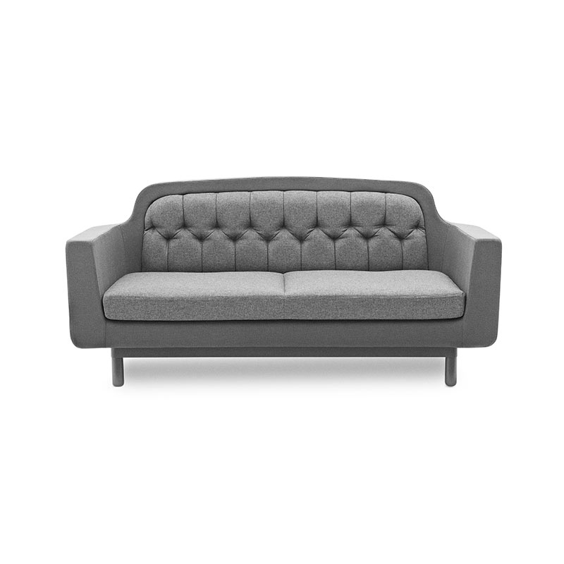 Normann Copenhagen Onkel Two Seat Sofa by Simon Legald