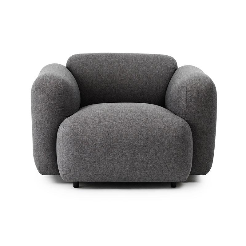 Normann Copenhagen Swell Armchair by Jonas Wagell