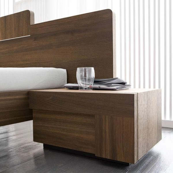 Air Bedside with One Drawer