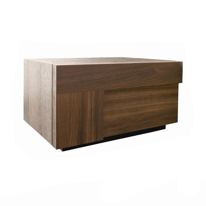 Rossetto Armobil Air Bedside with One Drawer by Rossetto Armobil