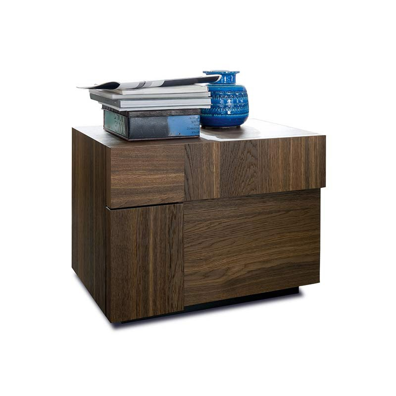 Rossetto Armobil Air Bedside with Two Drawers by Rossetto Armobil
