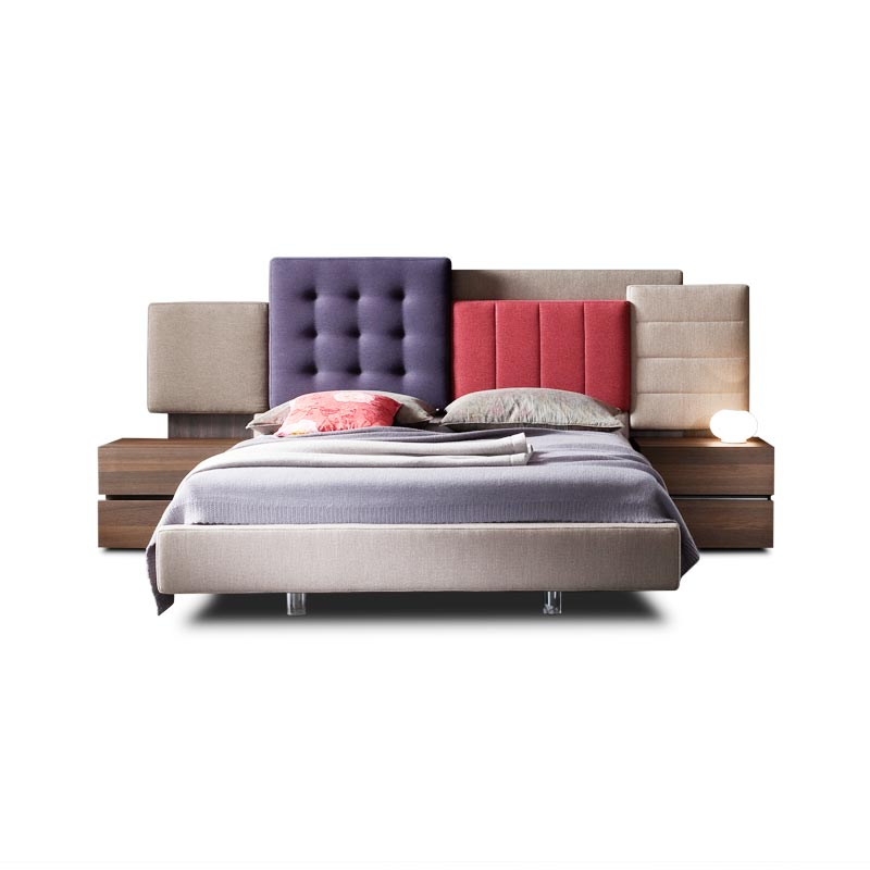 Rossetto Armobil Patchwork Bed by Rossetto Armobil