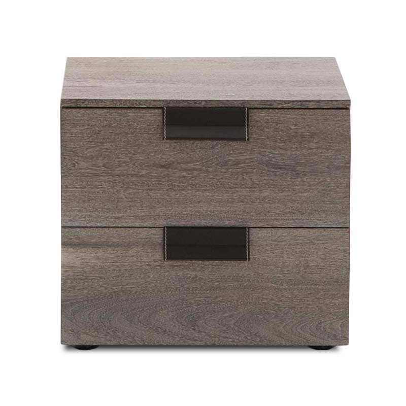 Rossetto Armobil Pure Bedside with Two Drawers by Rossetto Armobil