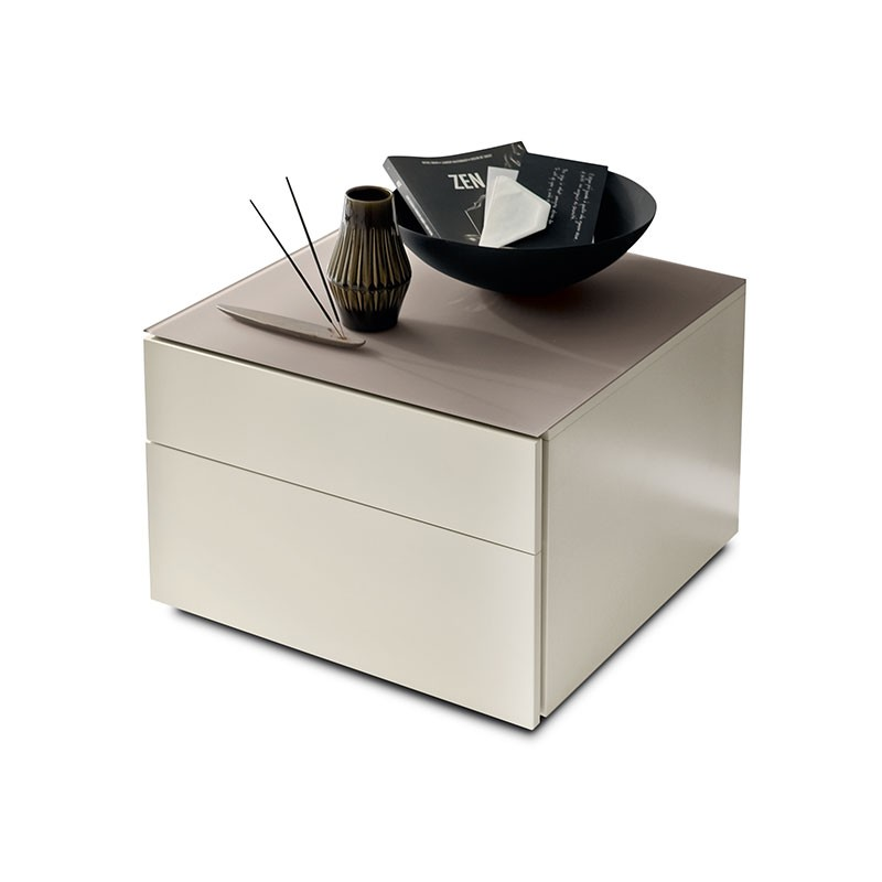 Rossetto Armobil Start Bedside with Two Drawers by Rossetto Armobil