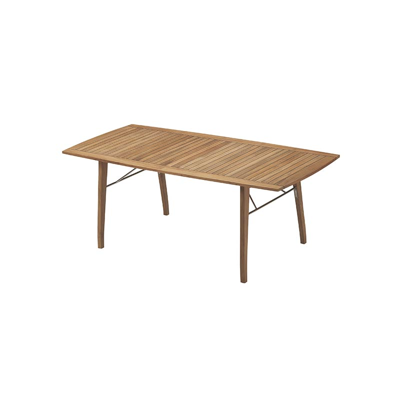 Skagerak Ballare 196-296cm Extendable Table by Jakob Berg