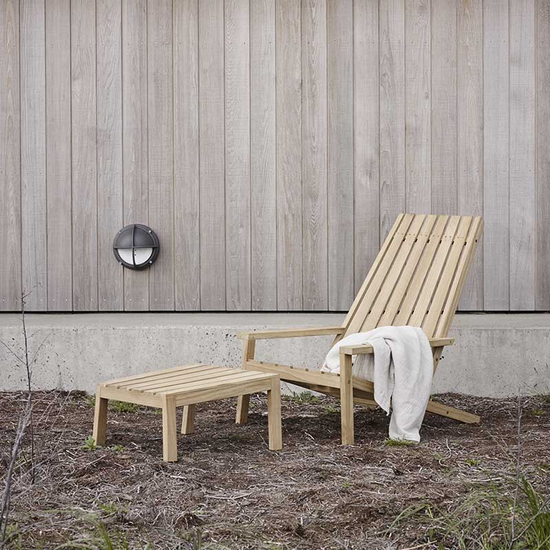 Skagerak-Between-Lines-Deck-Chair-by-Stine-Weigelt-1 Olson and Baker - Designer & Contemporary Sofas, Furniture - Olson and Baker showcases original designs from authentic, designer brands. Buy contemporary furniture, lighting, storage, sofas & chairs at Olson + Baker.
