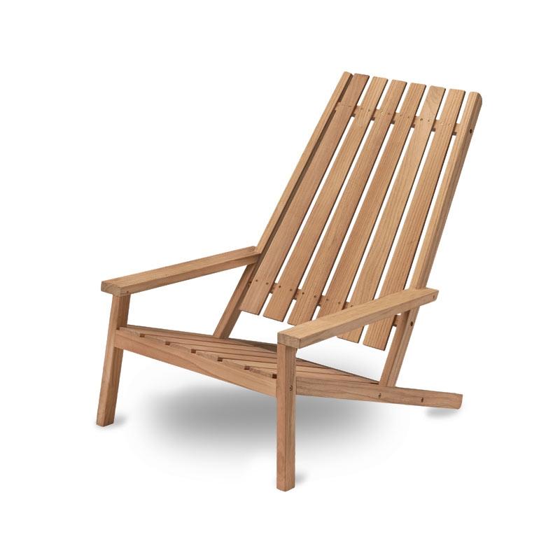 Skagerak Between Lines Deck Chair by Stine Weigelt