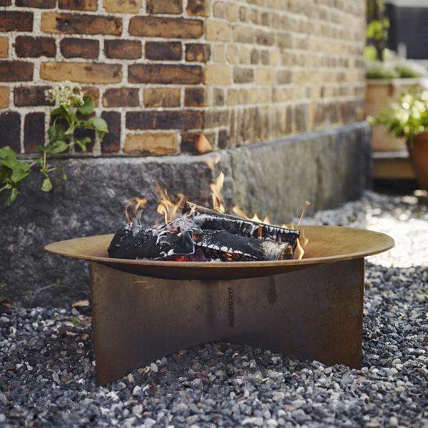 Flame Firebowl