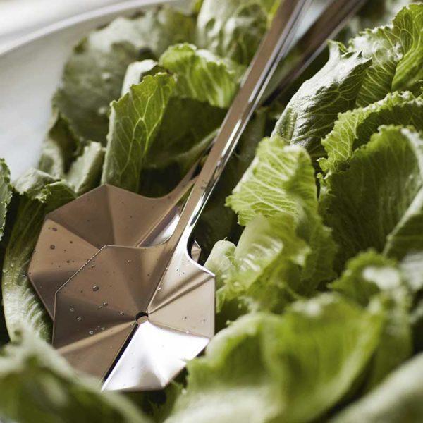 Leaf Salad Servers