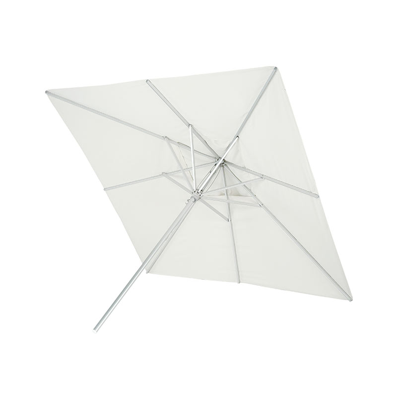 Skagerak Messina 300x300cm Parasol by Skagerak Studio Olson and Baker - Designer & Contemporary Sofas, Furniture - Olson and Baker showcases original designs from authentic, designer brands. Buy contemporary furniture, lighting, storage, sofas & chairs at Olson + Baker.