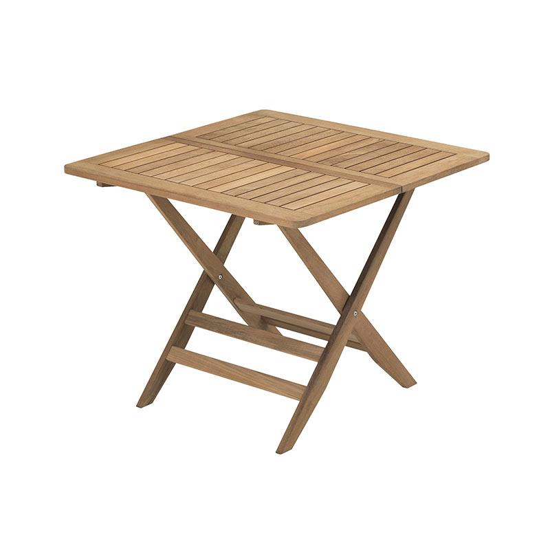 Skagerak Nautic 85x85cm Folding Table by Skagerak Studio
