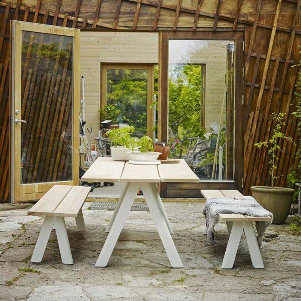 Overlap 220x90cm Table