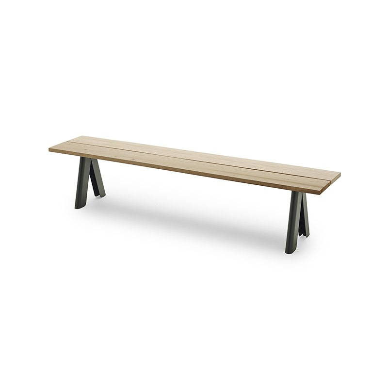 Skagerak Overlap Bench by TAF Architects