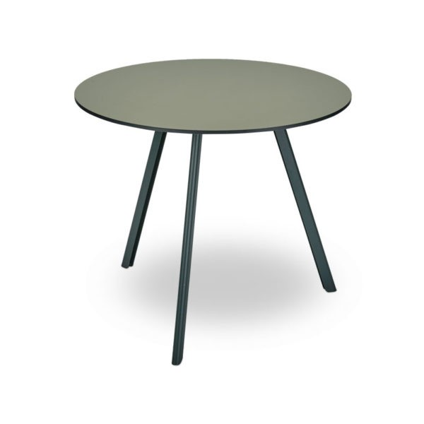 Overlap Round Dining Table
