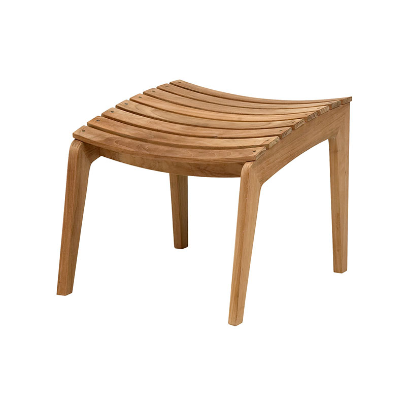 Skagerak Regatta Lounge Stool by Hans Thyge & Co.