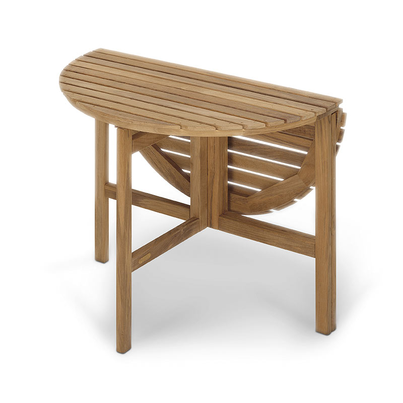 Skagerak Selandia Ø94cm Round Table by Mogens Holmriis