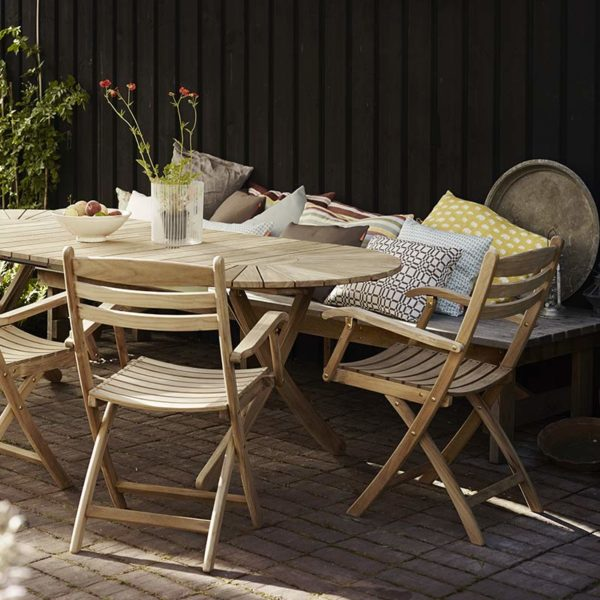 Selandia 180x100cm Rectangular Dining Table