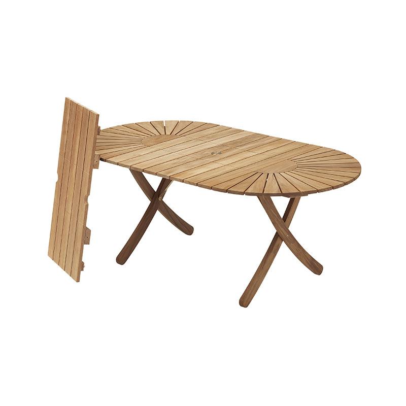 Skagerak Selandia 180x100cm Table by Mogens Holmriis