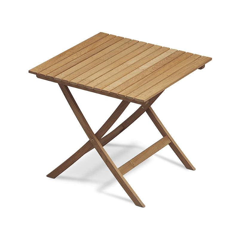 Skagerak Selandia 75x75cm Table by Mogens Holmriis