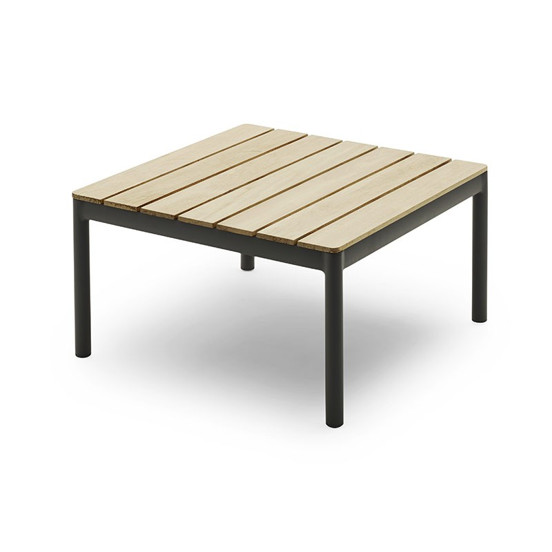 Skagerak Tradition 76x76cm Café Table by Povl Eskildsen