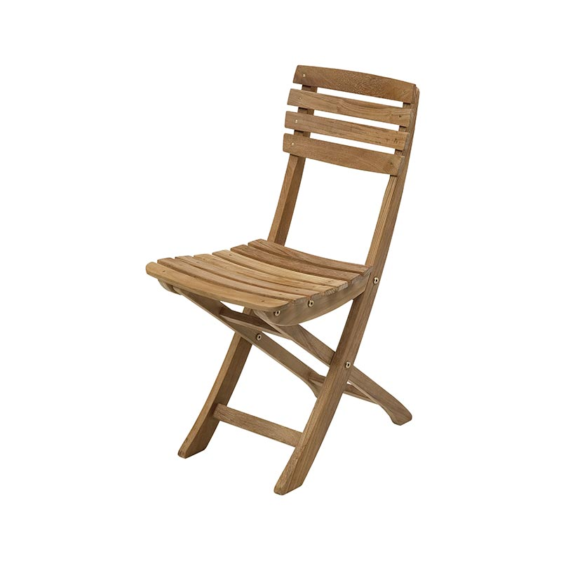 Skagerak Vendia Folding Chair by Mogens Holmriis