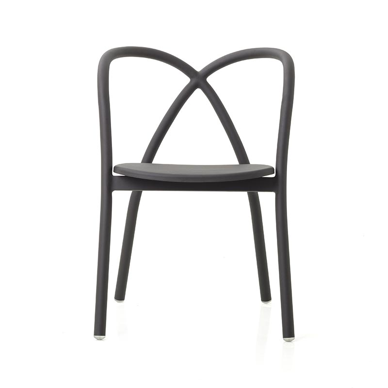 Stellar Works Ming Aluminium Chair by Neri & Hu