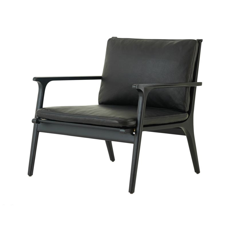 Stellar Works Ren Lounge Chair by Space Copenhagen