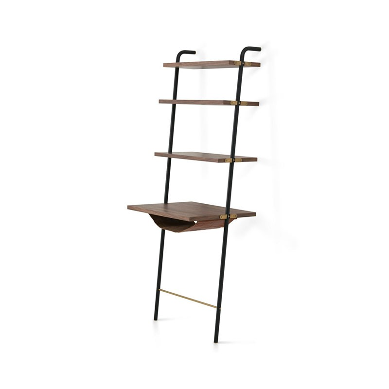 Stellar Works Valet Desk Shelving by David Rockwell