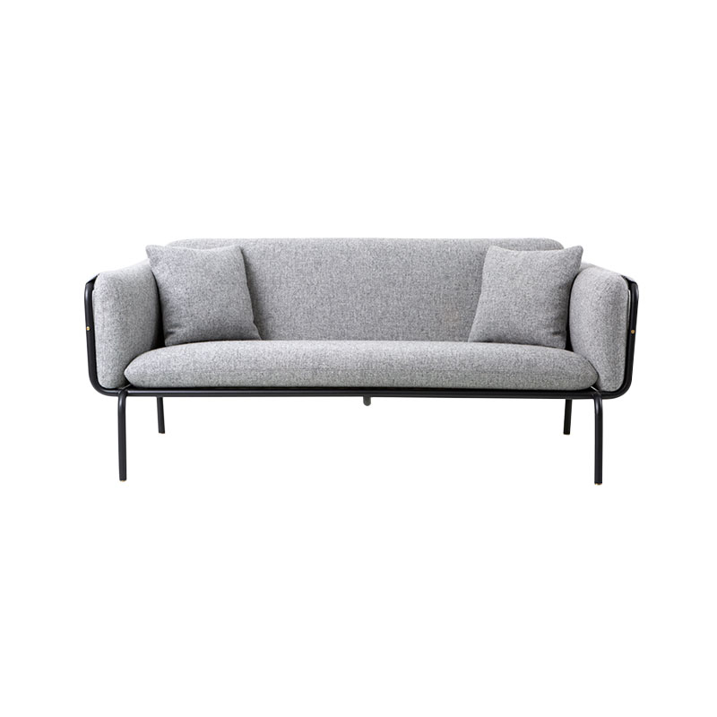 Stellar Works Valet Two Seat Sofa by David Rockwell