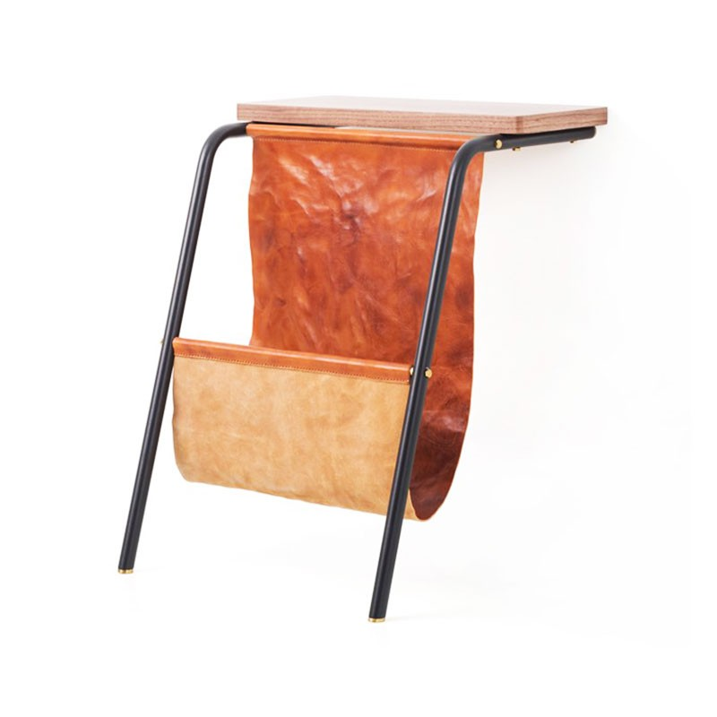 Stellar Works Valet Magazine Rack by David Rockwell