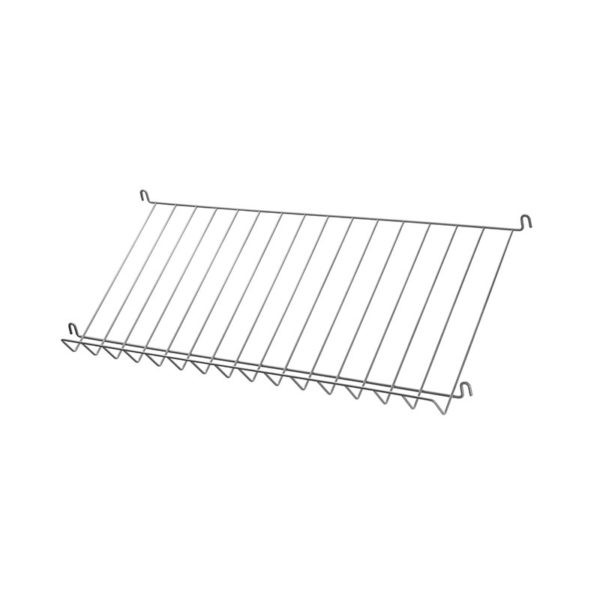 Wire 78x30cm Magazine Shelf
