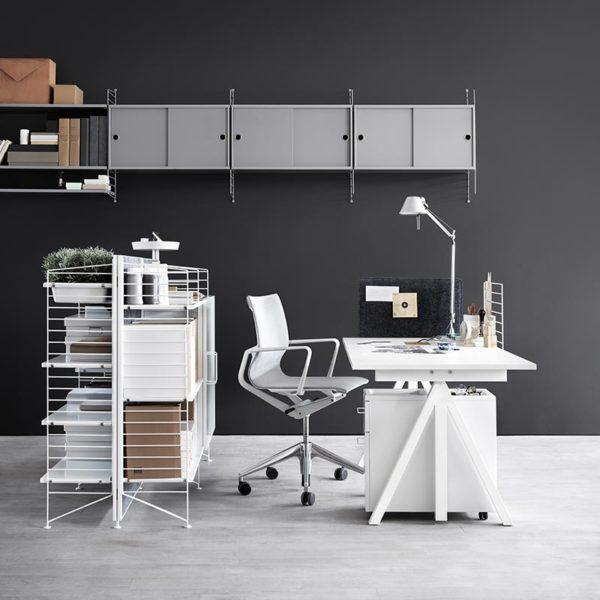 Works 140x78cm Desk
