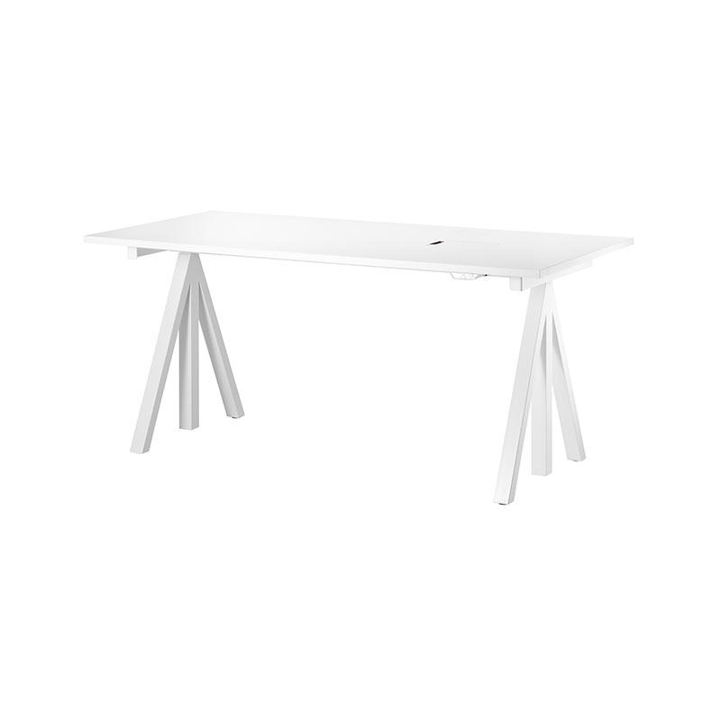 String Works 140x78cm Desk by Nils Strinning