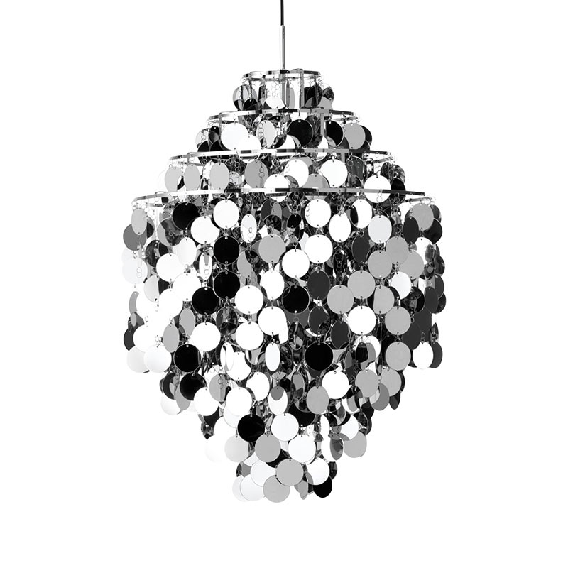 Verpan Fun 0DA Pendant Light by Verner Panton