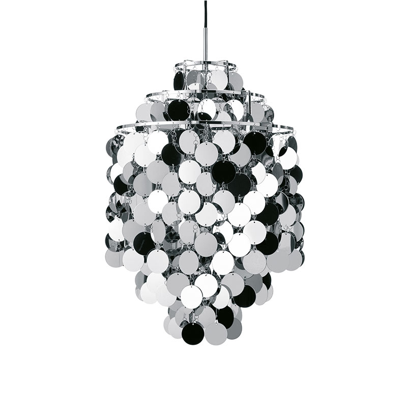 Verpan Fun 1DA Pendant Light by Verner Panton