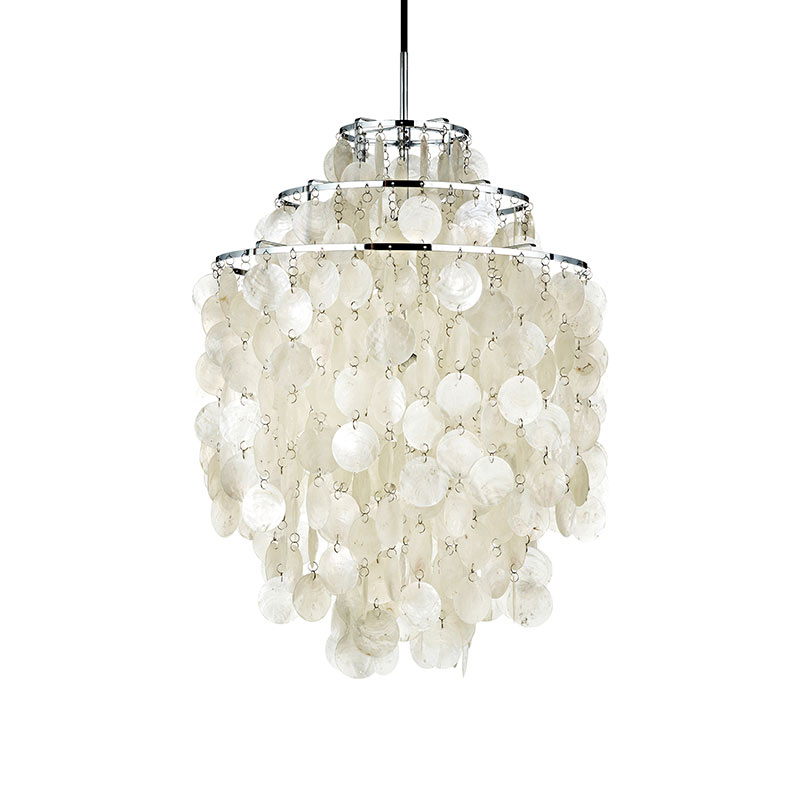 Verpan Fun 1DM Pendant Light by Verner Panton