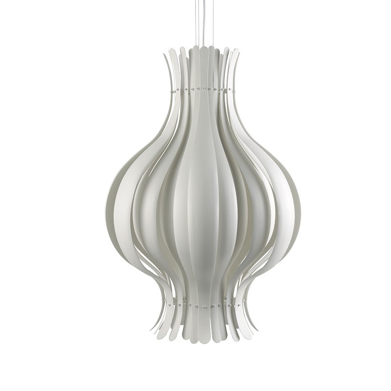 Verpan Onion Pendant Light by Verner Panton