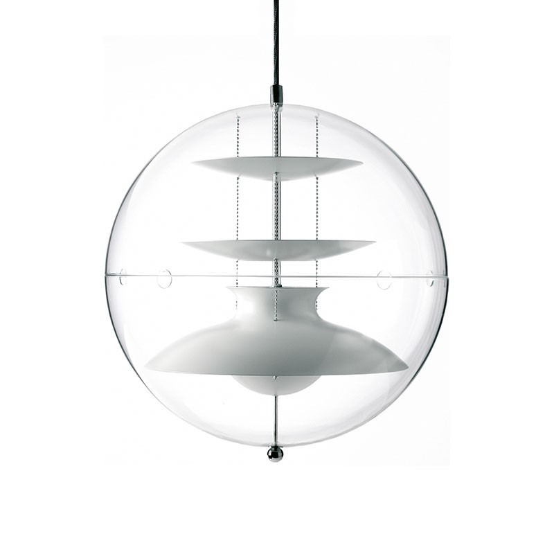Verpan Panto Pendant Light by Verner Panton