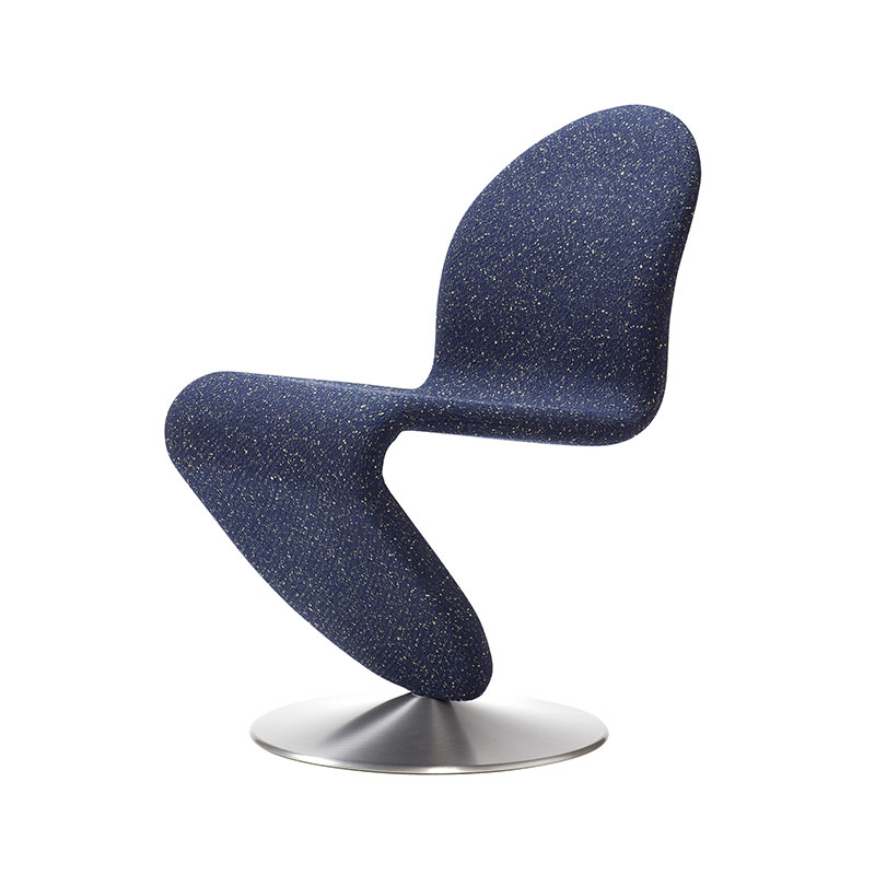 Verpan System 1-2-3 Dining Chair by Verner Panton